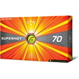 Callaway 2017 Superhot 70 Golf Balls (Pack of 15)