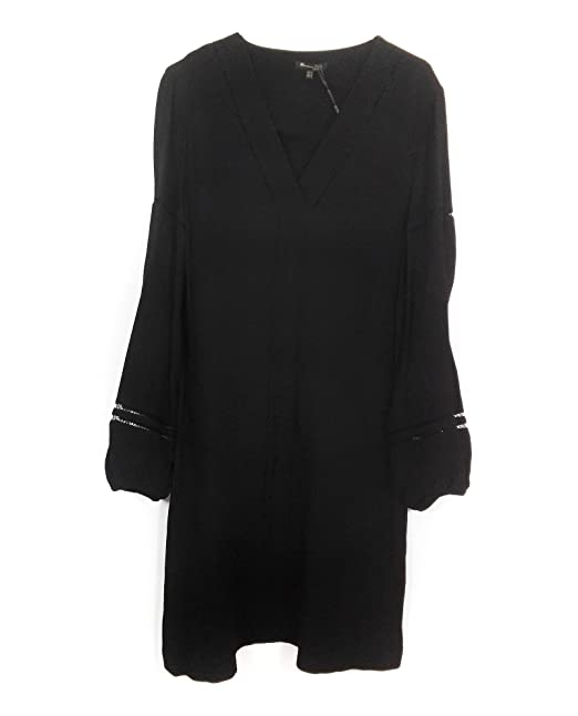 MASSIMO DUTTI - Vestido - para Mujer Negro 42