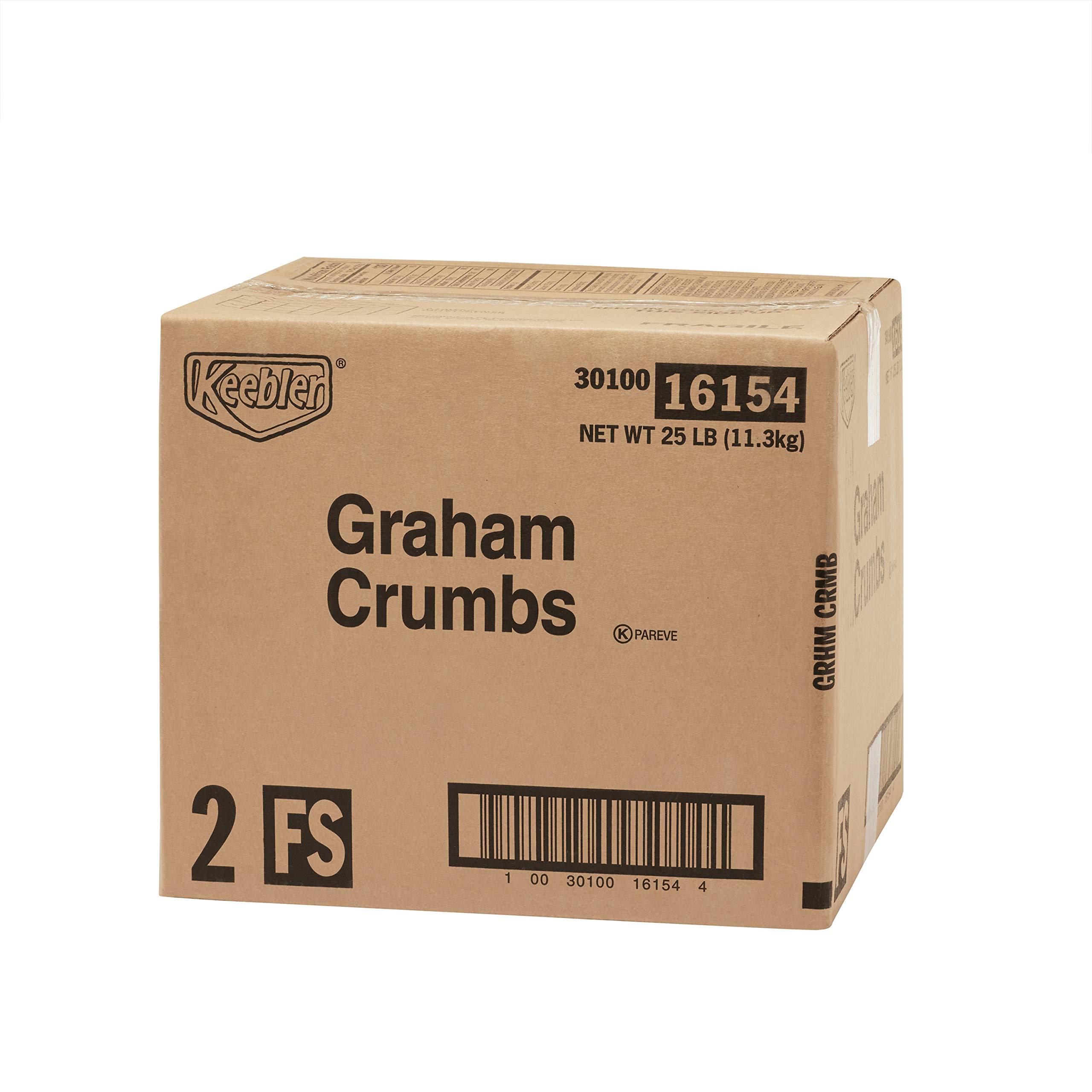 Keebler Graham Cracker Crumbs, 25 Pound by Keebler (Image #1)