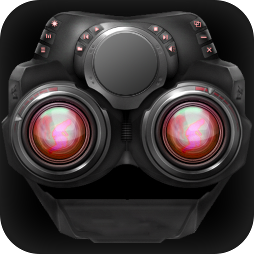 Thermal Camera Simulator (Android Camera Apps)