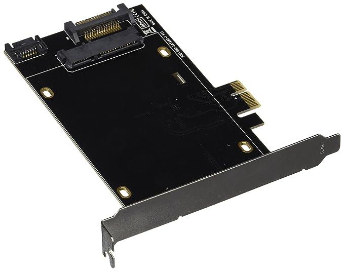 29 opinioni per Sedna–PCI Express (PCIe) SATA III (6G) SSD adattatore con 1porta SATA III