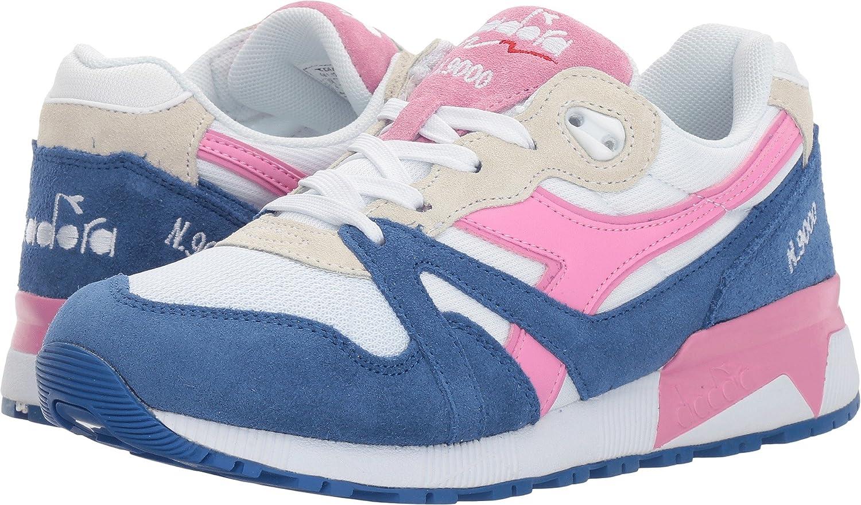 [ディアドラ] スニーカーN9000 III(ユニセックス) B06WWRBDNR 6.5 Women / 5 Men M US|Princess Blue/Fuchsia Pink