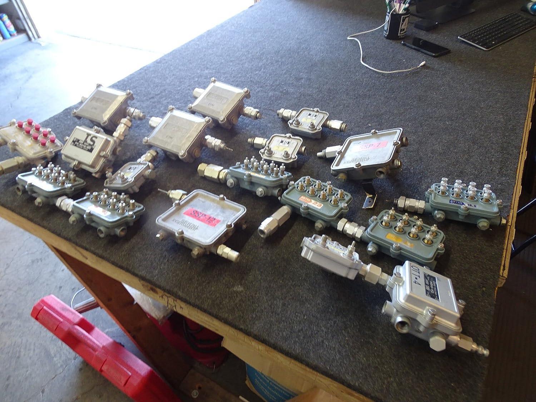 Amazon com: Lot of 17 C-Cor Regal RMT RF Tap Splitter Tapper