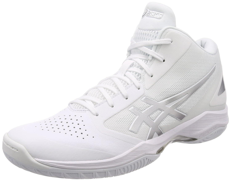 [アシックス] バスケットシューズ GELHOOP V 10-wide B077ML7CRT 26.0 cm ホワイト/シルバー
