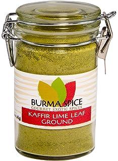 Ground Kaffir Lime Leaves (2.2oz.)