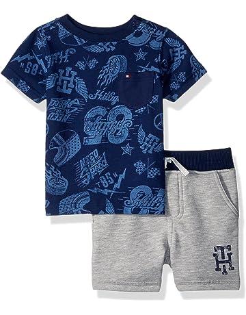 6c58385b Tommy Hilfiger Baby Boys 2 Pieces Shorts Set