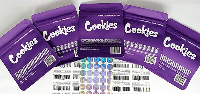 Huge Deal Lemon Chello Heat Impulse seal-able reusable Smell Proof Mylar Bag With Free Official Stick on Labels /& Free Authenticity Stickers Collins Ave Free Shi 10 of Each Snowman Georgia Pie 40 Pack of New Official 2020 Cookies of SF Styles