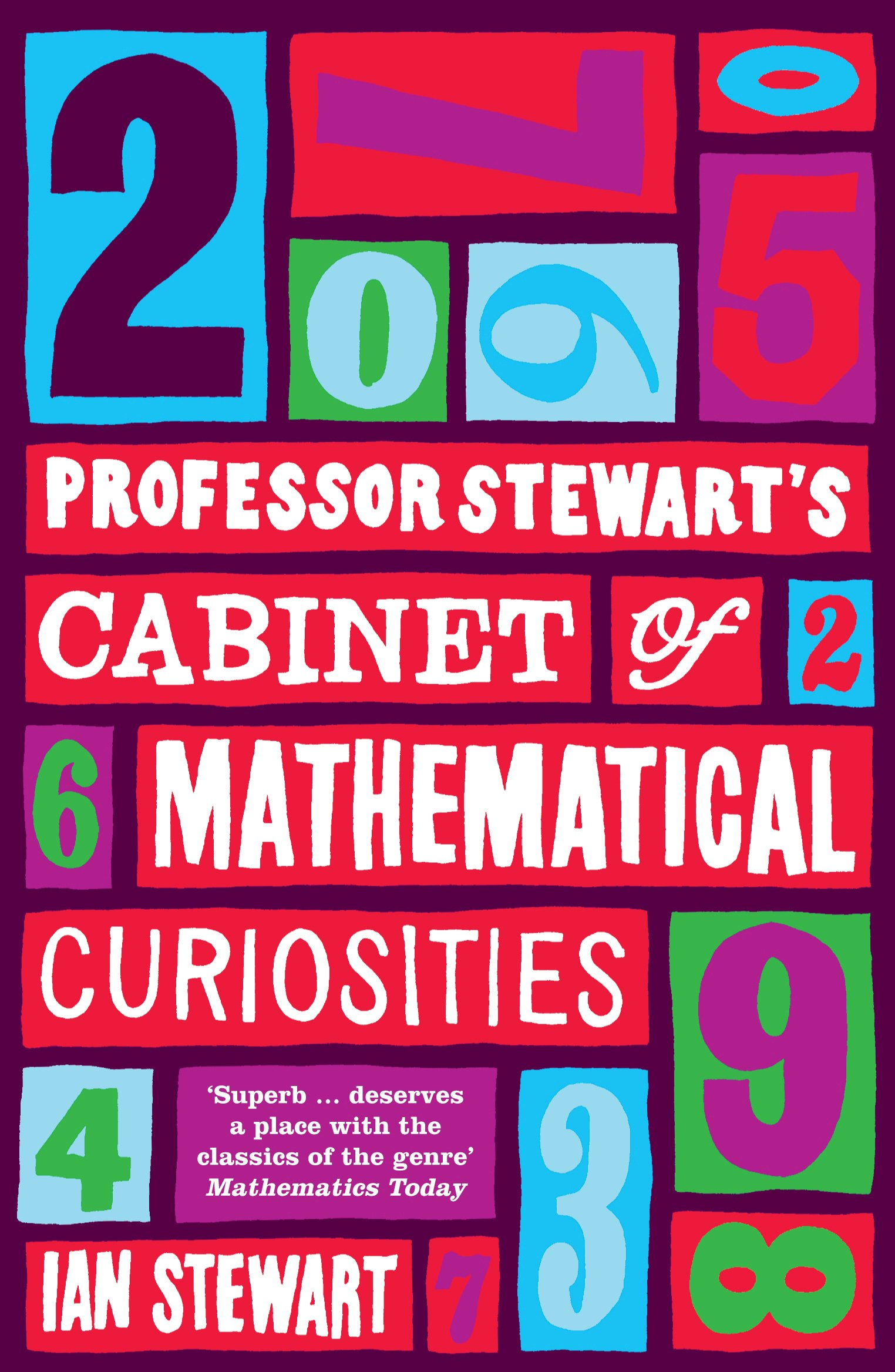 Professor Stewart's Cabinet of Mathematical Curiosities: Amazon.co ...