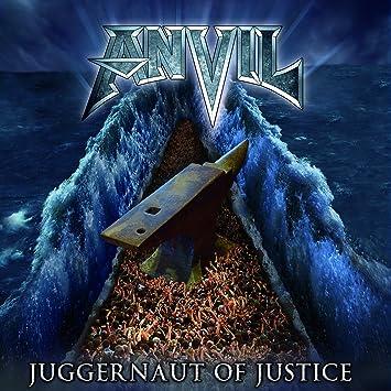 amazon juggernaut of justice anvil ヘヴィーメタル 音楽