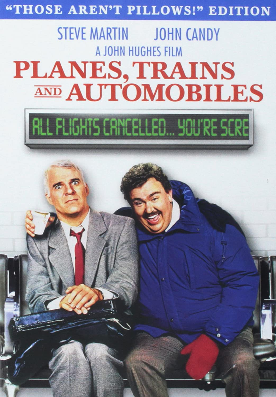 Planes, Trains and Automobiles [USA] [DVD]: Amazon.es: Steve ...