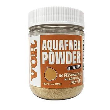 Amazon Vor Aquafaba Powder 4oz Jar Grocery Gourmet Food