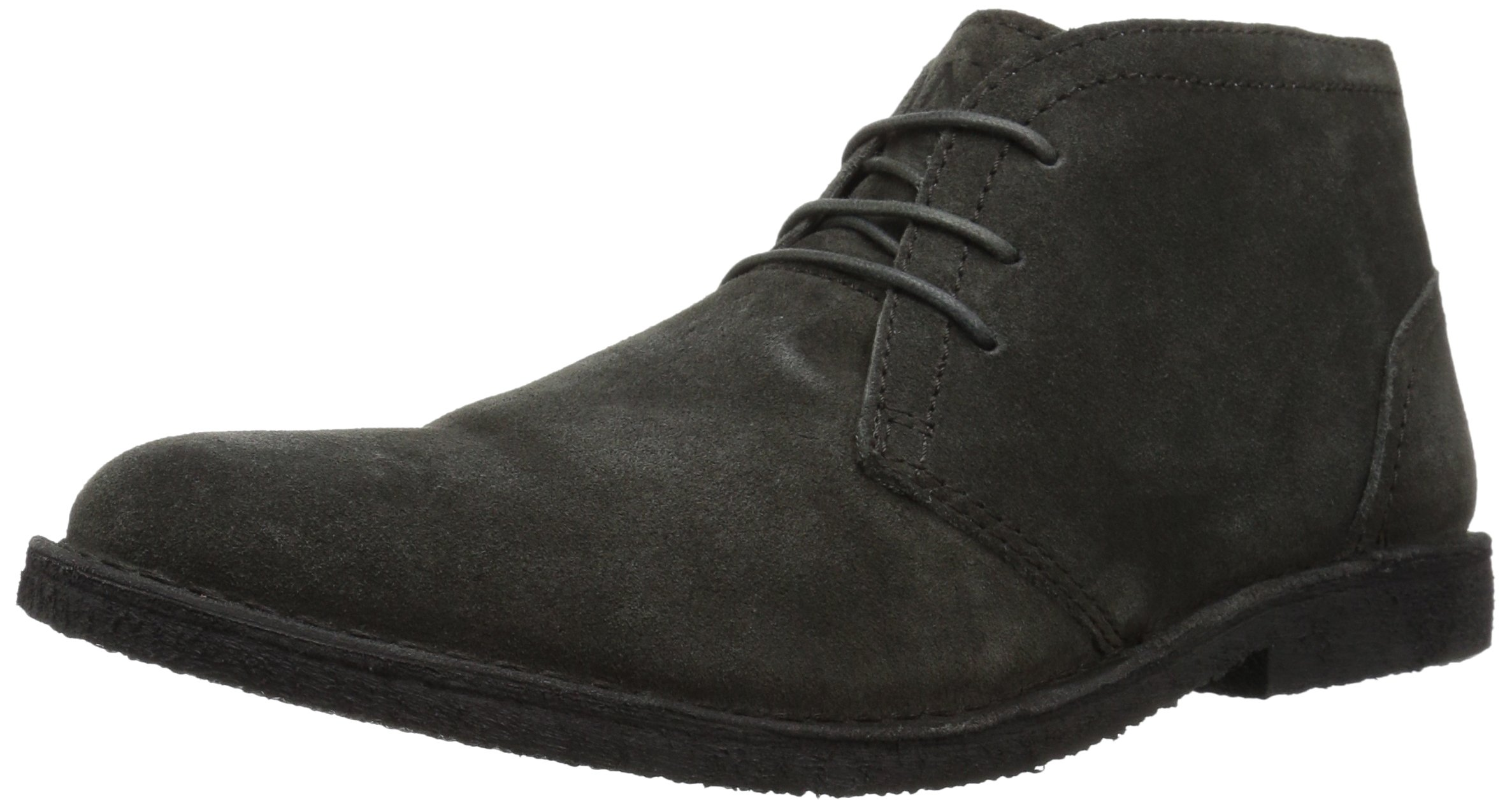 Marc New York Men's Walden Chukka Boot, Dark Grey/Black, 12 D US by Marc New York by Andrew Marc