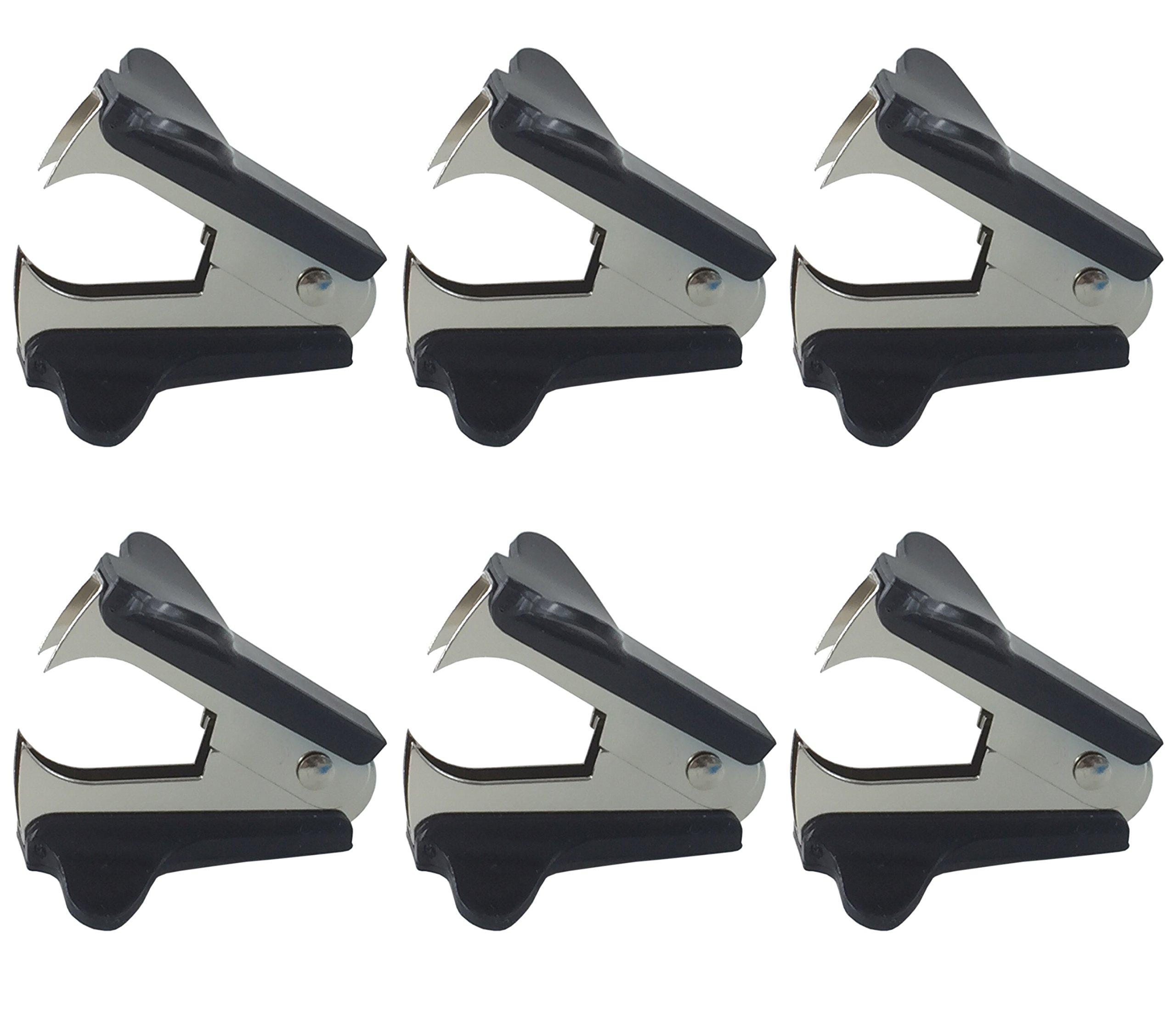 Clipco Staple Remover (6-Pack) (Black)