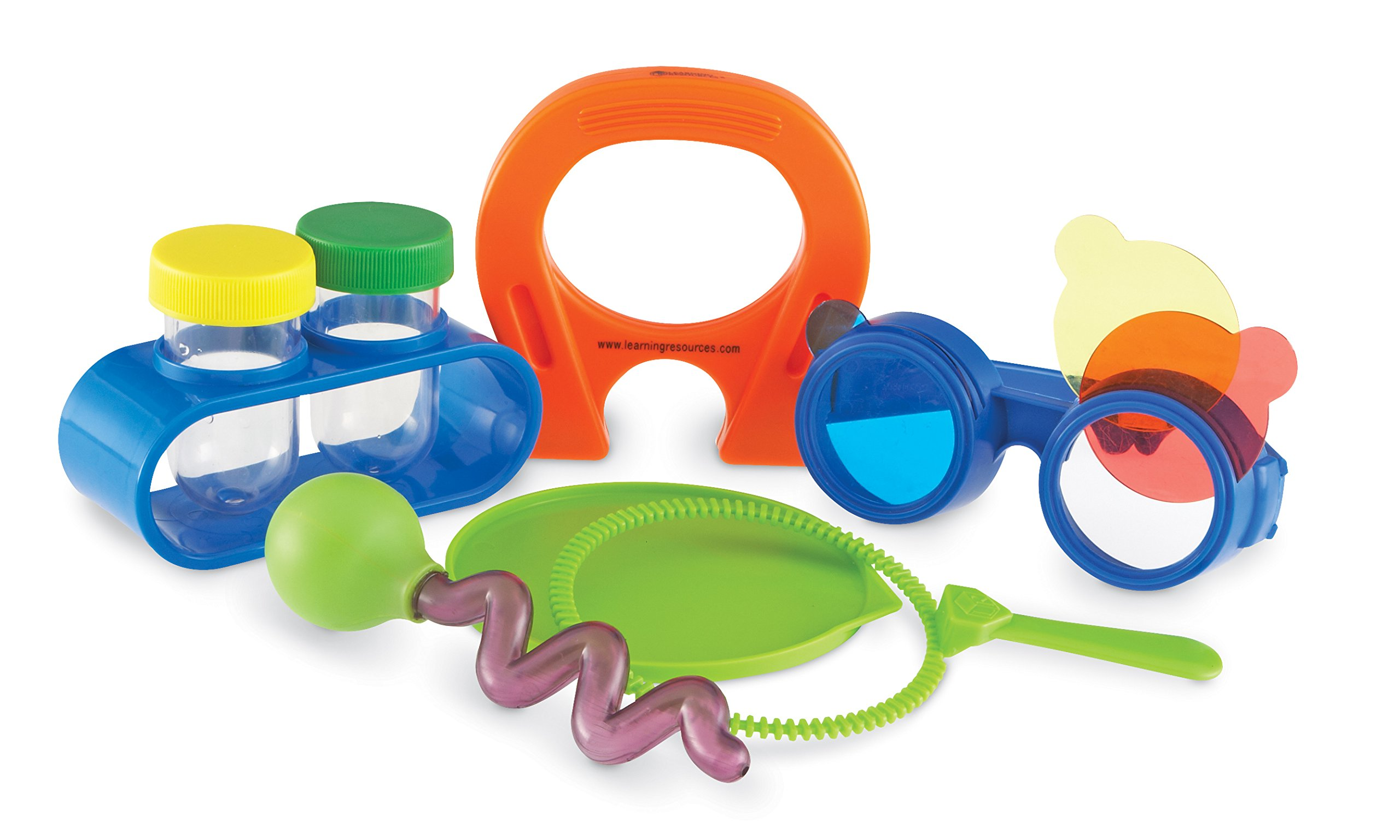 Learning Resources Wow & Wonder STEM Science Set, 24 Pieces by Learning Resources
