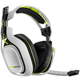 16e75339849 Amazon.com: ASTRO Gaming A50 Gaming Headset Xbox One / PC / MAC - White:  Video Games