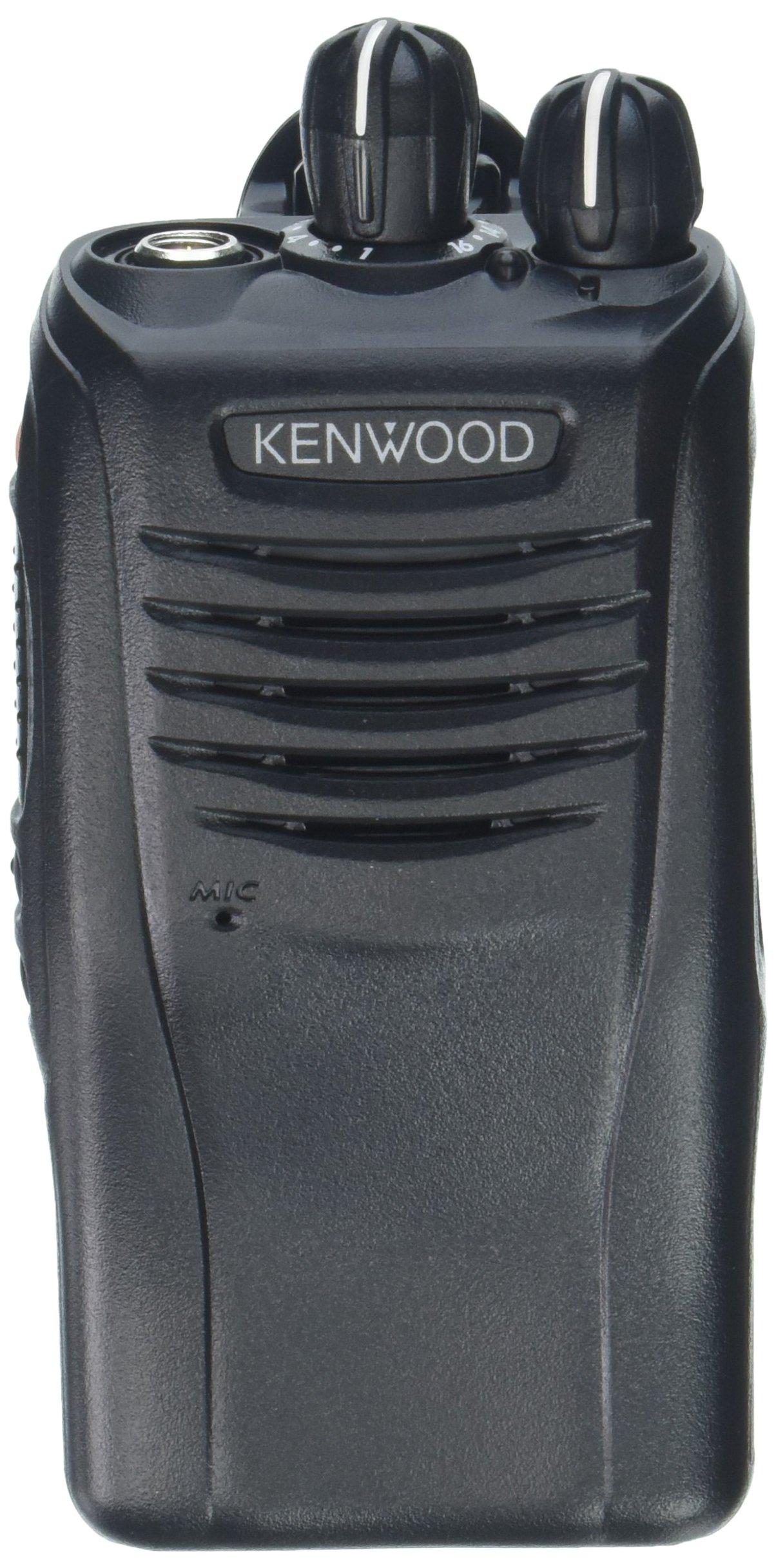 Kenwood TK-3360ISU16P Intrinsically Safe UHF 5 Watt Business Radio, Black