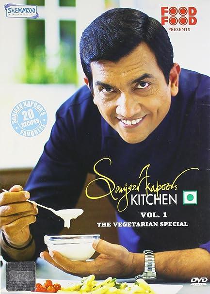 Amazon.in: Buy Sanjeev Kapoor\'s Kitchen - Vol.1 (The Vegetarian ...