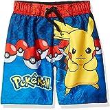 Amazon.com: Pokemon Boys Pikachu Two Piece Swim Set: Clothing