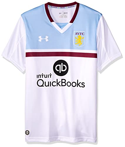 15c26e6e0 Image Unavailable. Image not available for. Color  Under Armour 2016-2017  Aston Villa Away Football Shirt