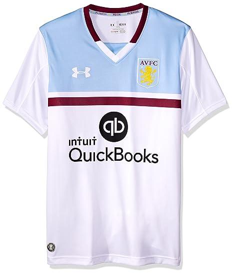 17ad9ba4a Amazon.com   Under Armour 2016-2017 Aston Villa Away Football Shirt    Sports   Outdoors
