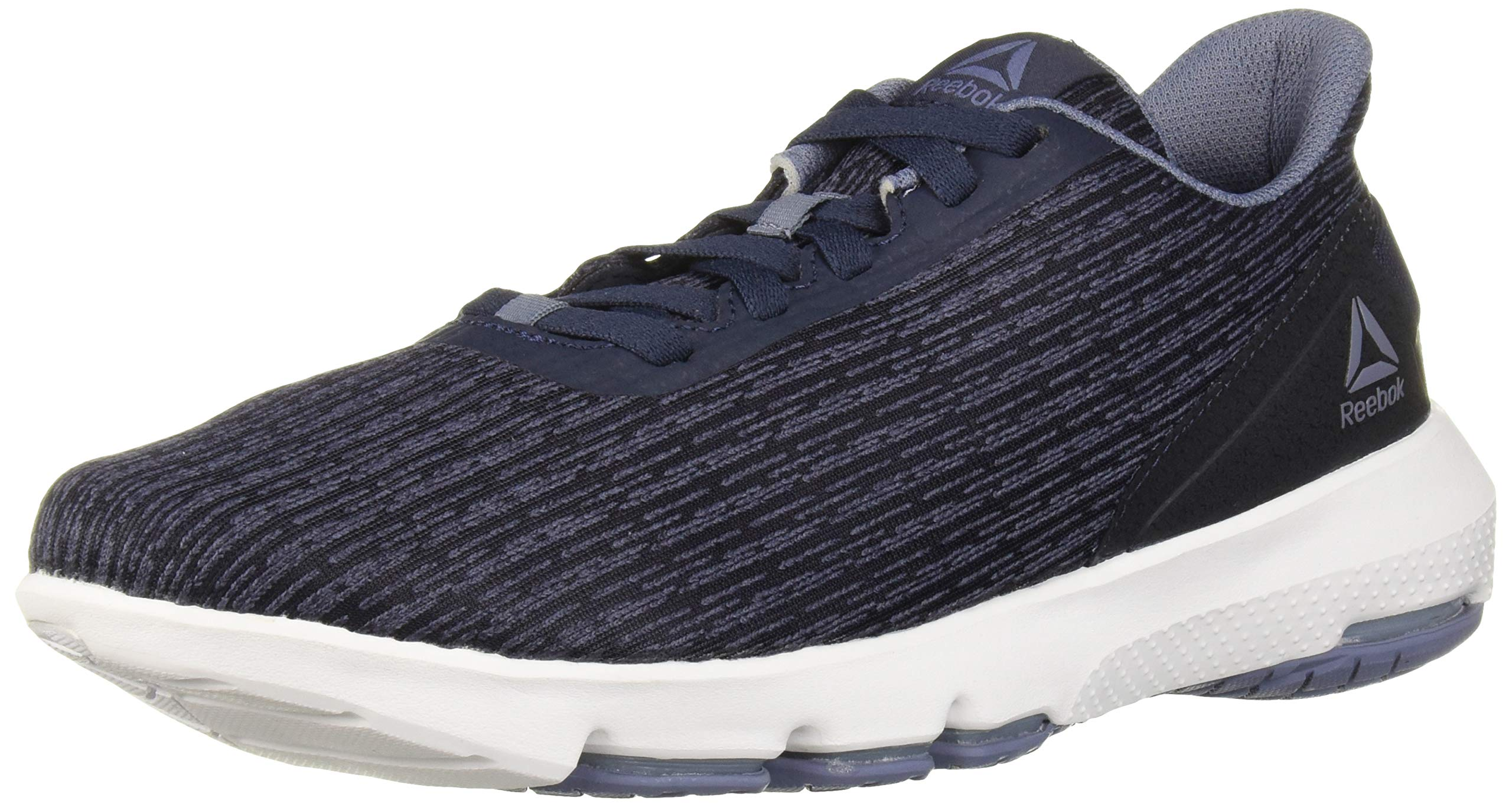 Reebok Men's Cloudride DMX 4.0 Walking Shoe, Navy/Indigo/Royal/White, 10 M US by Reebok