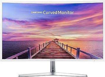 Samsung - Pantalla Curva LED TFT LCD para Samsung 32 Full HD, tecnología MagicBright FreeSync, Ahorro de energía, Ahorro de Ojos, VGA HDMI: Amazon.es: Electrónica