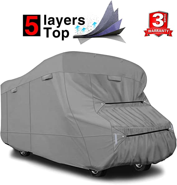 RVMasking Extra-Thick 5-ply Top Class C RV Cover