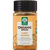 Origins Organic , Curry Powder, 50 g