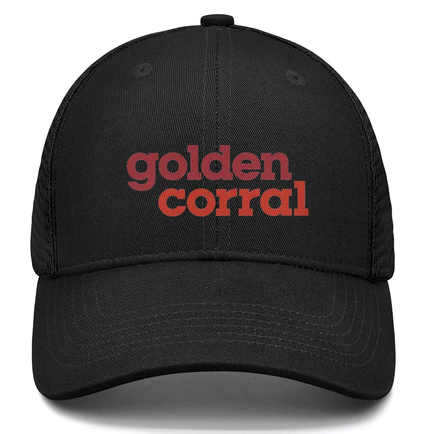 WintyHC Golden Corral Logo Cowboy Hat Trucker Hat One Size Baseball Cap
