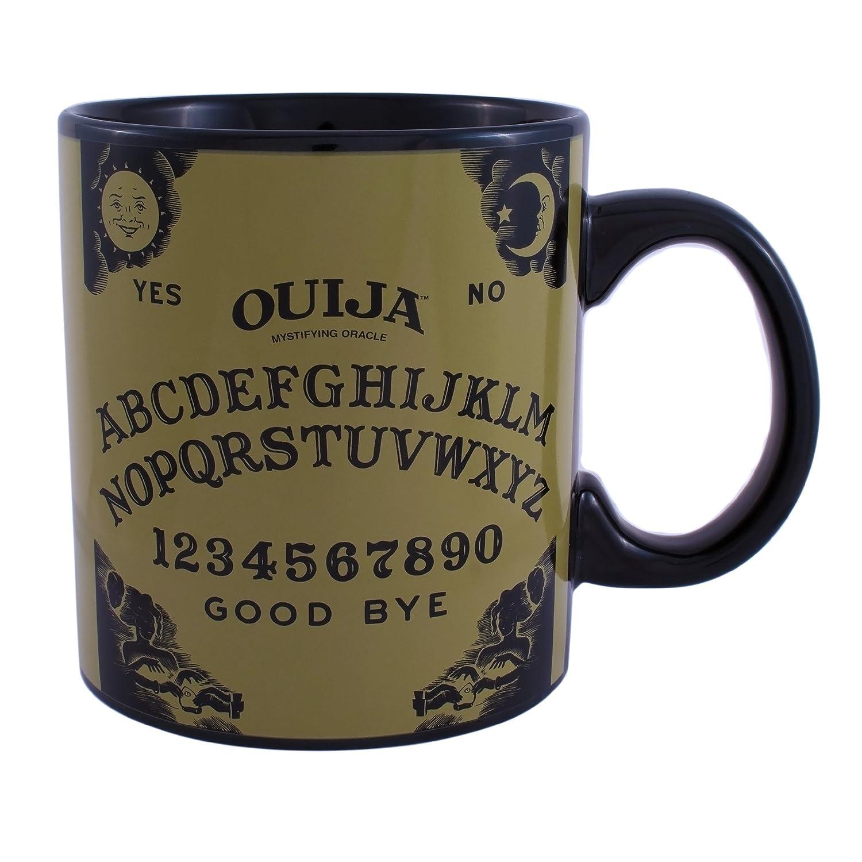 Amazon aladdin coffee mugs - Amazon Com Silver Buffalo Ou0334 Hasbro Games Ouija Board Ceramic Mug 20 Ounces Glassware Drinkware