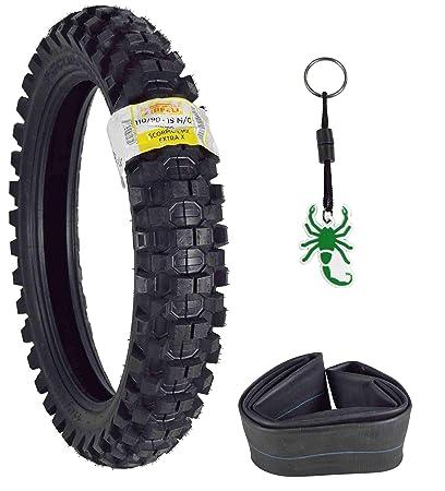 Amazon.com: Pirelli Scorpion MX32 Mid Soft Dirt Bike 100/90 ...