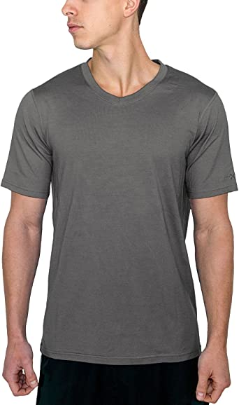 Smooffly Mens Hot Dog Casual Crew Neck Coton Short Sleeves T-Shirt