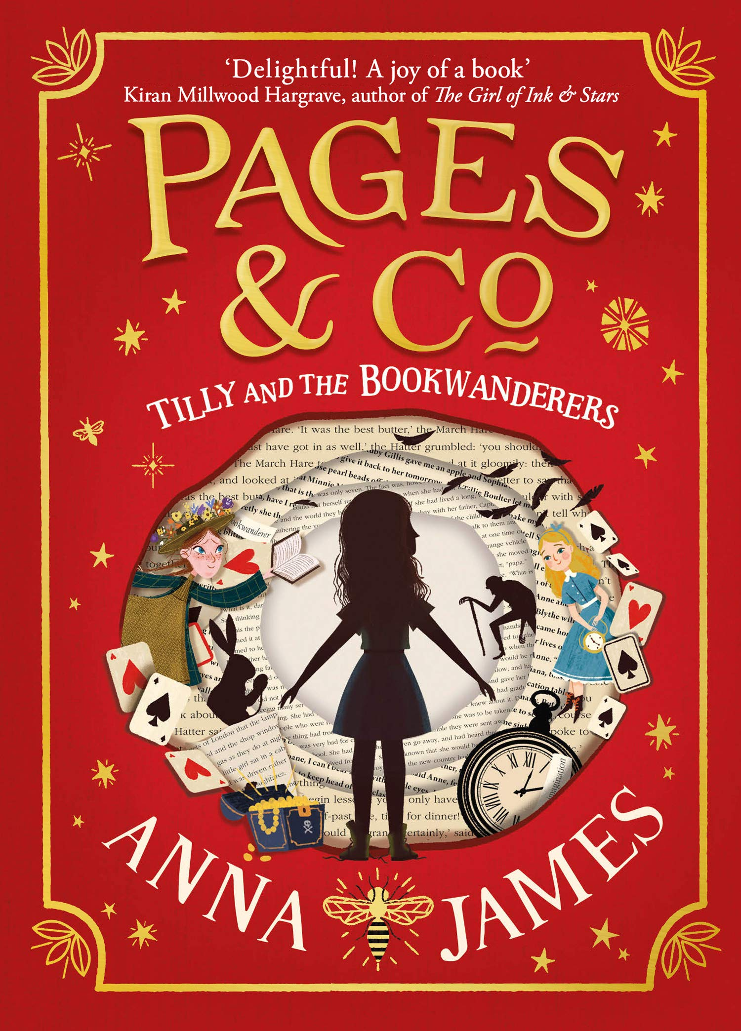 Pages & Co.: Tilly and the Bookwanderers Pages & Co., Book 1 ...