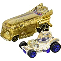 Hot Wheels Star Wars R2-D2 and C-3PO Character