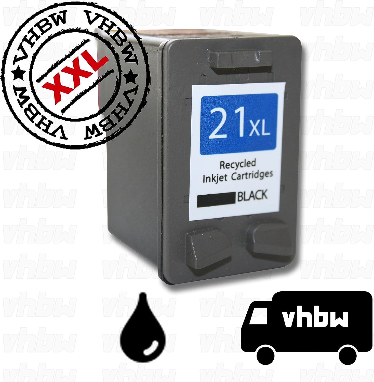 Cartucho de Tinta de Color Negro para HP Deskjet F370, F375, F380 ...