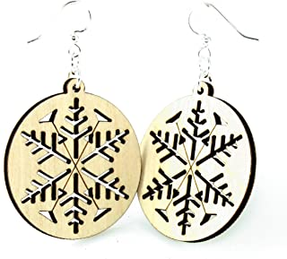 product image for Snowflake Earrings