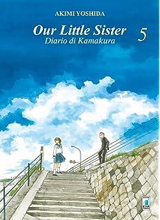 Risultati immagini per our little sister 5 cover