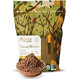 Botanica Origins Premium Organic Cacao Powder, 24 oz Value Pack   Low Cadmium   Raw   Unsweetened   Gluten-Free   Vegan, Keto