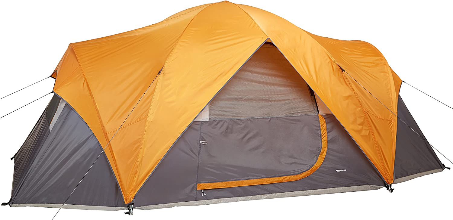 AmazonBasics Outdoor Camping Tent Guide