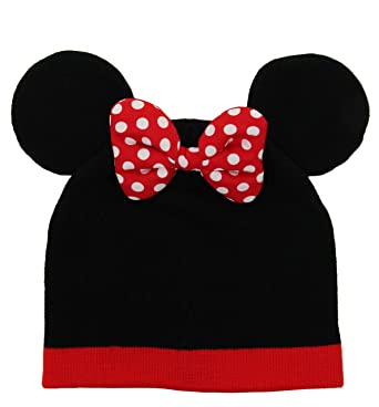 d3179bc41a8a1 Image Unavailable. Image not available for. Color  elope Disney s Minnie  Mouse Beanie