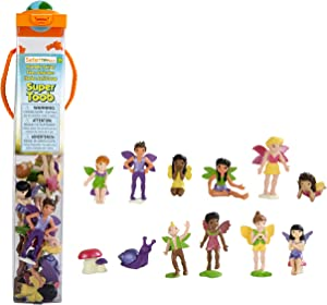 Safari 660404 Super Toobs Friendly Fairies Miniature