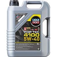 Top Tec 4100 5W-40 Aceite 100% sintético para motor.