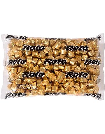 ROLO Chewy Caramel Milk Chocolate Candy Bulk Bag, 66.7 oz.