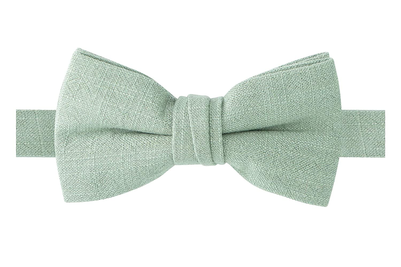 Boys Linen Spring Bow Ties
