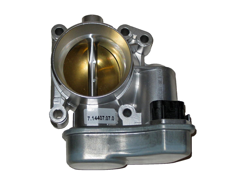 Pierburg OEM Throttle Body # 7.14407.07.0 NEW OEM Saab Throttle Housing Saab # 93176028