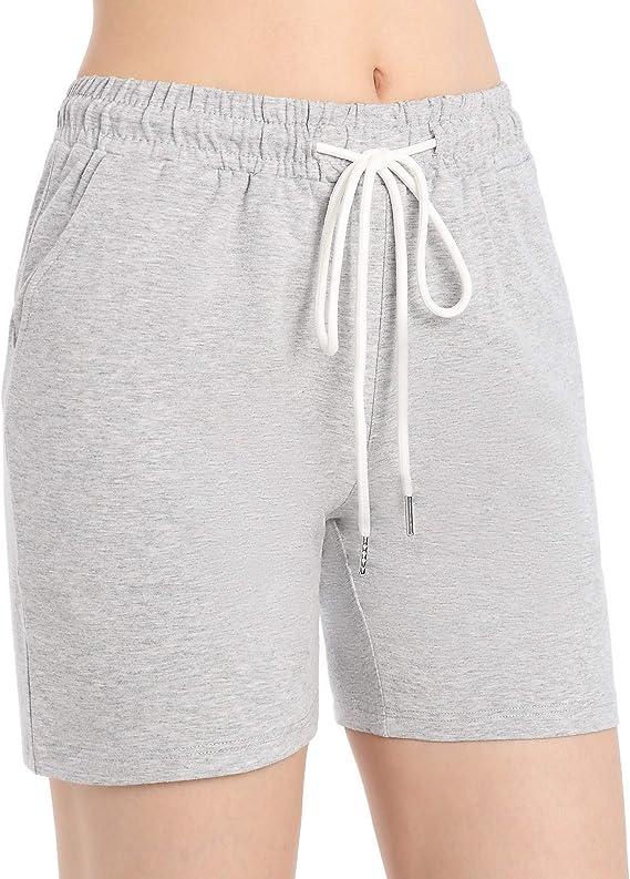 Ferrieswheel Story Pantalones Cortos de algodón para Mujer ...