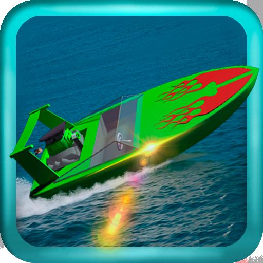 Speedboat Simulator 3D