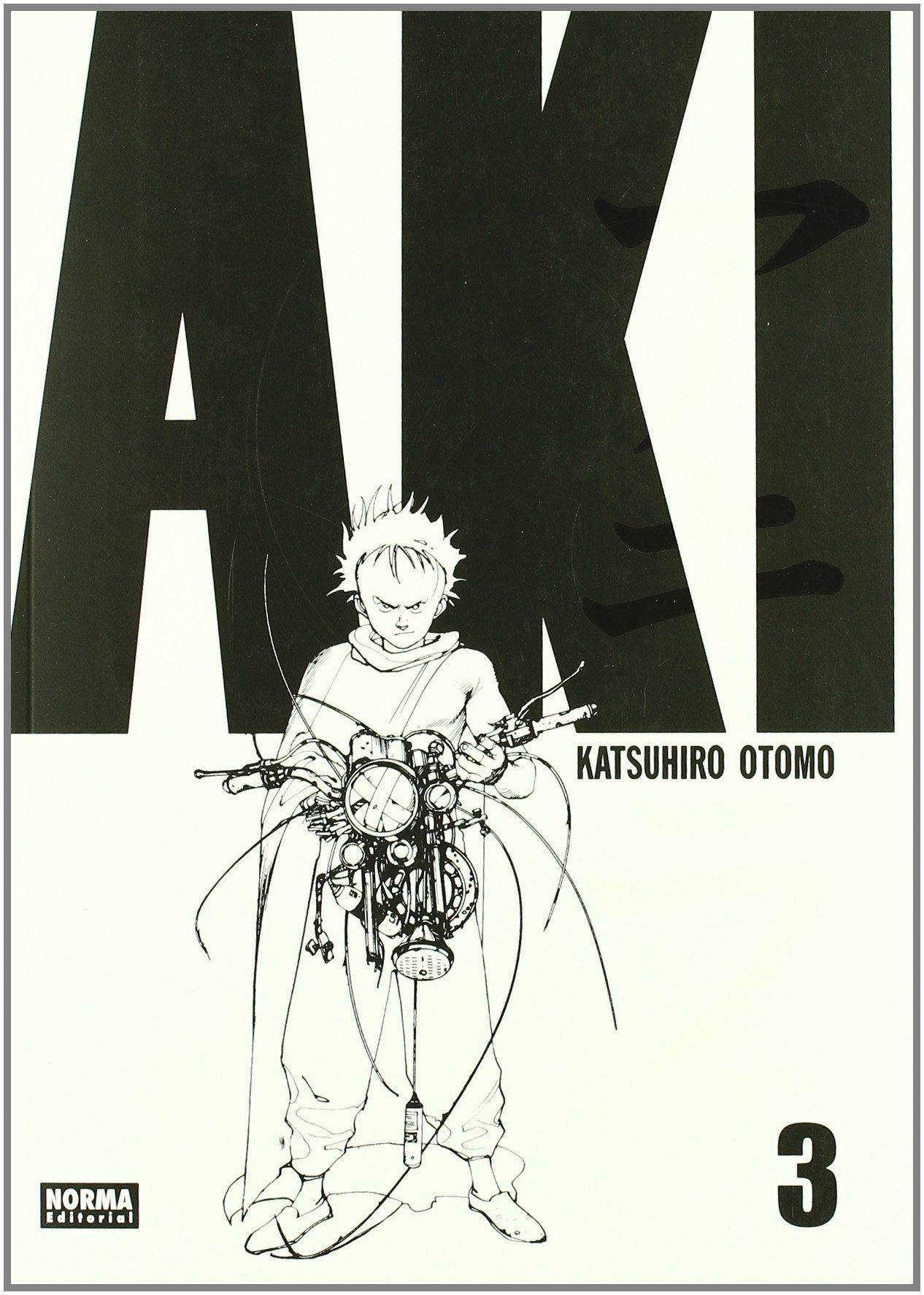 Akira 3 (CÓMIC MANGA)