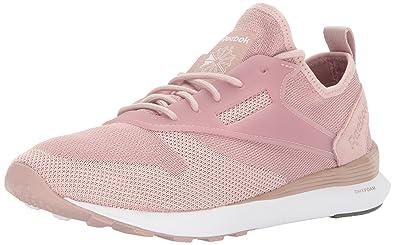 365ccd2890e Reebok Women s Zoku Runner W W Sneaker Shell Pink White ...