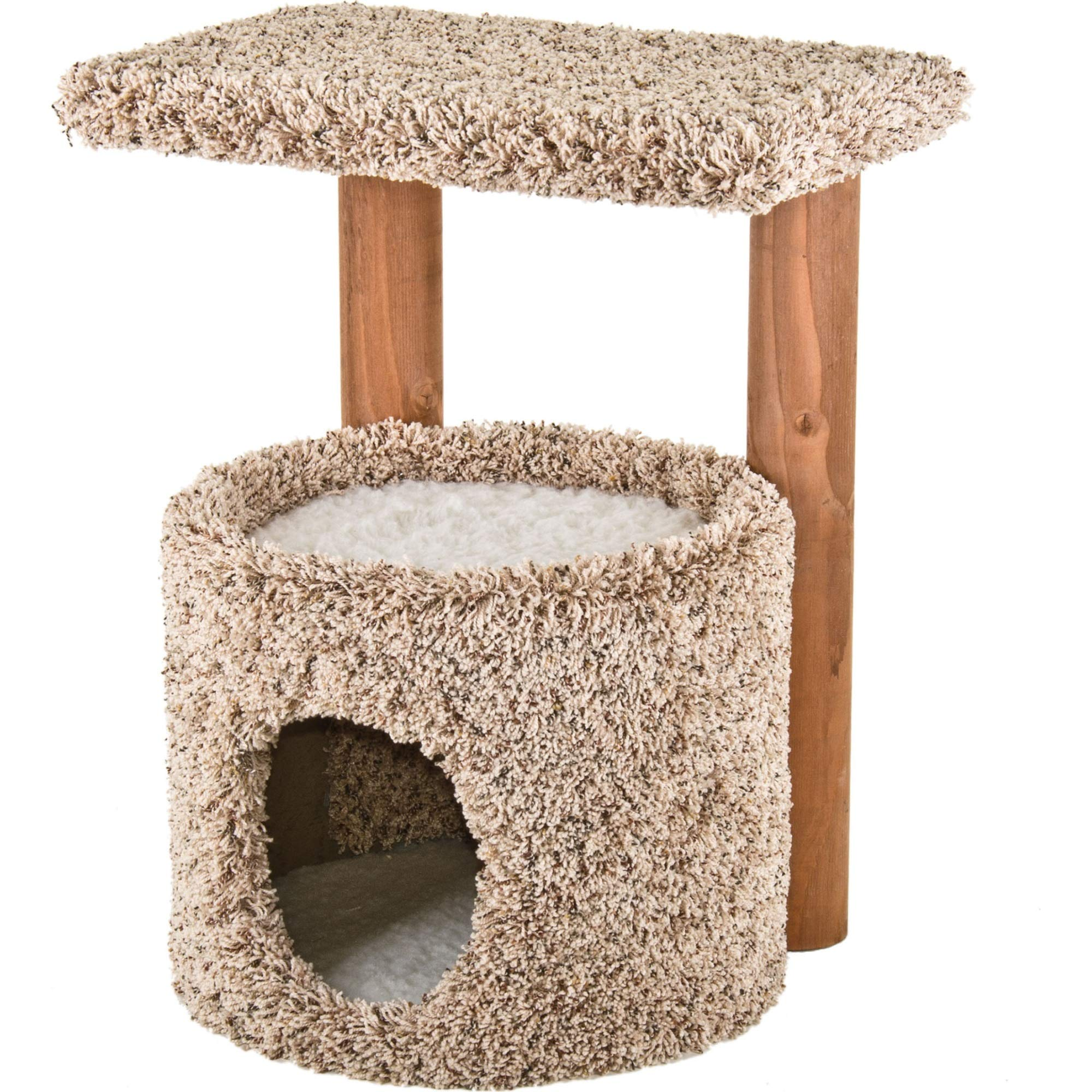 WARE DOG/CAT Kitty Condo with Perch, 20.5'' by WARE DOG/CAT